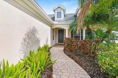 Melbourne Single Family Home For Sale: 6995 Lovington Way