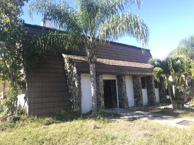 Malabar Single Family Home Backups: 1760 Sandy Creek Lane