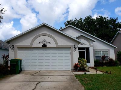 Melbourne Single Family Home For Sale: 6810 Whitetail Court
