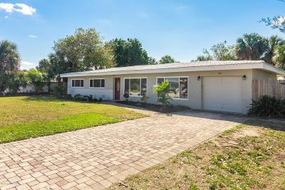 Satellite Beach Single Family Home Backups: 221 Norwood Avenue
