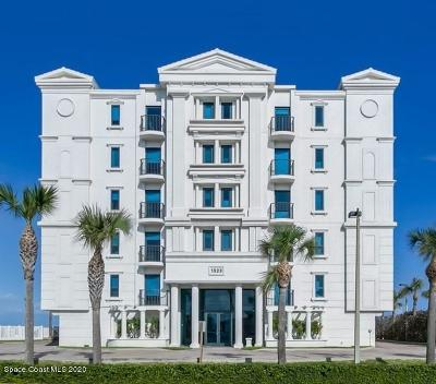 Satellite Beach Condo For Sale: 1323 Highway A1a #202
