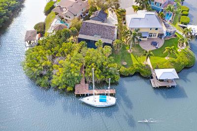 Satellite Beach Single Family Home For Sale: 970 Loggerhead Island Drive