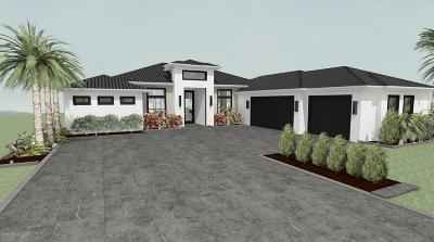 Melbourne Single Family Home For Sale: 3945 Domain Court