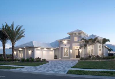 Melbourne Single Family Home For Sale: 2124 Calatrava Street