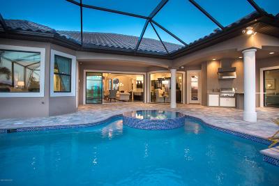 Melbourne Single Family Home For Sale: 8499 Serrano Circle
