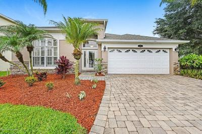 Melbourne Single Family Home For Sale: 1247 Hasley Place
