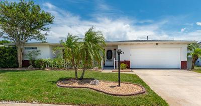 Satellite Beach Single Family Home For Sale: 265 Satellite Avenue