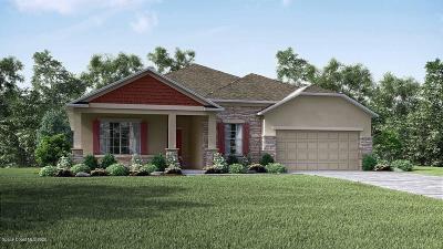Micco Single Family Home For Sale: 4378 Lago Vista Drive