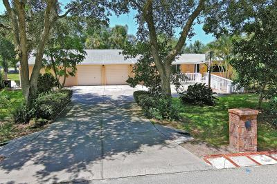 Palm Bay Single Family Home For Sale: 1839 Lemay Drive NE