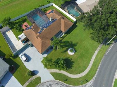 Palm Bay Single Family Home Backups: 1554 Meadowbrook Road NE