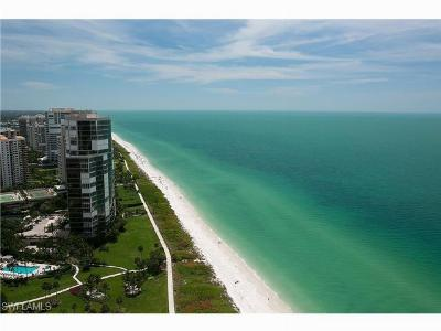 Collier County Condo/Townhouse For Sale: 4601 N Gulf Shore Blvd #PH4
