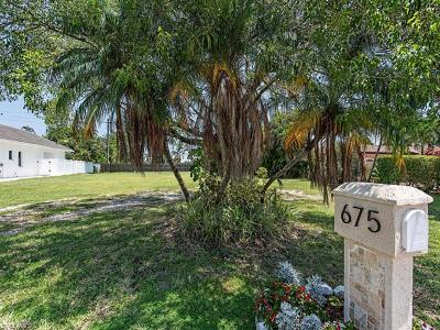 Residential Lots & Land For Sale: 675 N 7th Ave
