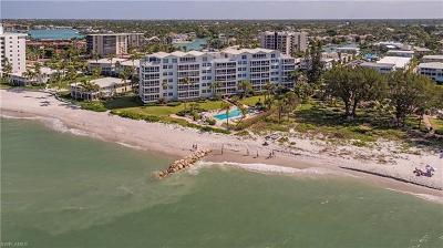 Condo/Townhouse For Sale: 2121 N Gulf Shore Blvd #507