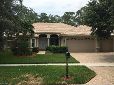 Naples Single Family Home For Sale: 3891 Midshore Dr
