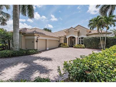 Naples Single Family Home For Sale: 2905 Gardens Blvd