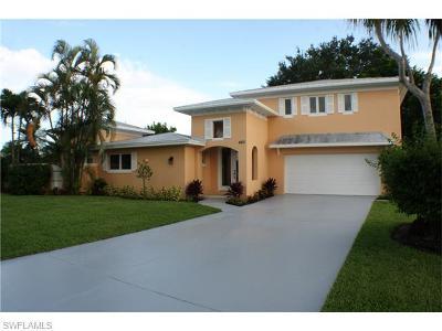 Estero Single Family Home For Sale: 4851 Riverside Dr