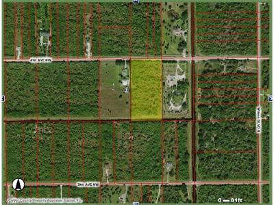 Naples Residential Lots & Land For Sale: 210 NW 41st Ave