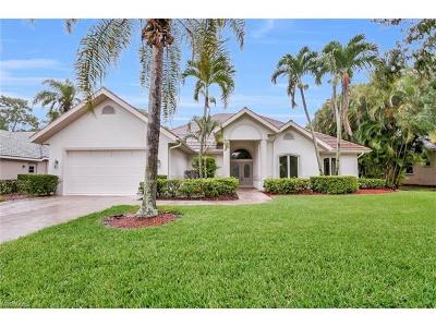 Single Family Home For Sale: 8986 Lely Island Cir