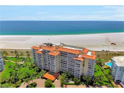Marco Island Condo/Townhouse For Sale: 180 Seaview Ct #601
