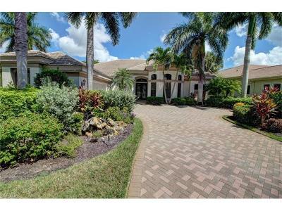Estero Single Family Home For Sale: 10229 Idle Pine Ln