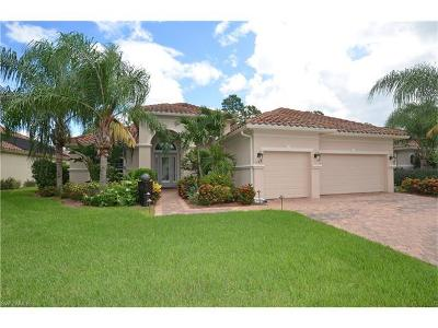 Fort Myers Single Family Home For Sale: 10871 Stonington Ave