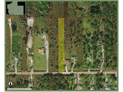 Naples Residential Lots & Land For Sale: 3625 NE 31st Ave