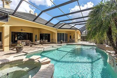 Single Family Home For Sale: 8707 Purslane Dr