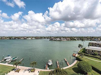 Condo/Townhouse For Sale: 3430 N Gulf Shore Blvd #7D