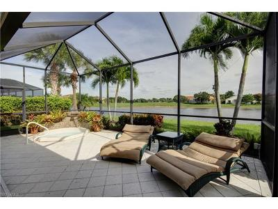 Naples Single Family Home For Sale: 8772 Mustang Island Cir