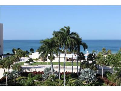 Condo/Townhouse For Sale: 3100 N Gulf Shore Blvd #504