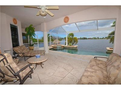 Cape Coral Single Family Home For Sale: 4323 NW 24th Ter