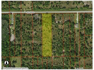 Naples Residential Lots & Land For Sale: NE 47th Ave