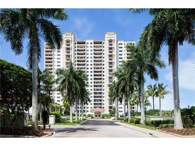 Condo/Townhouse For Sale: 7425 Pelican Bay Blvd #1703