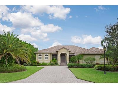 Fort Myers Single Family Home For Sale: 15541 Old Wedgewood Ct