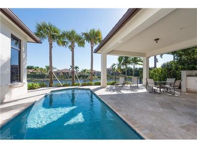 Naples Single Family Home For Sale: 2252 Residence Cir