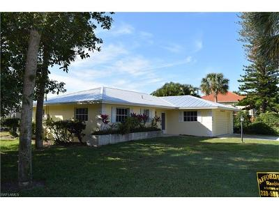 Naples FL Single Family Home For Sale: $999,000