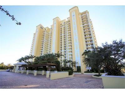 Estero Condo/Townhouse For Sale: 4751 West Bay Blvd. #1002