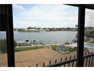 Condo/Townhouse For Sale: 3430 N Gulf Shore Blvd #3A