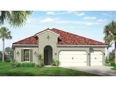 Cape Coral Single Family Home For Sale: 3053 SW 27th Ct