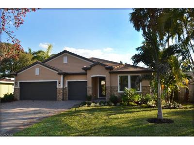Fort Myers Single Family Home For Sale: 1268 Alhambra Dr