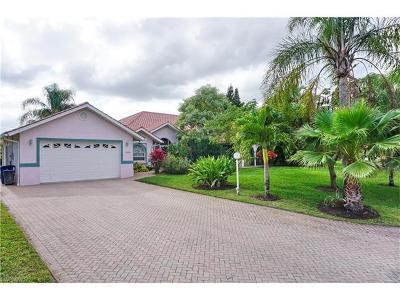 Bonita Springs Single Family Home For Sale: 12309 Avida Ln
