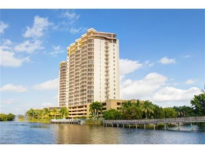 Fort Myers Condo/Townhouse For Sale: 14300 Riva Del Lago Dr #PH32