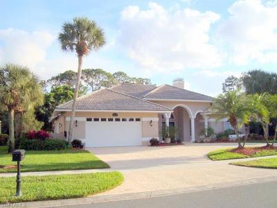 Single Family Home For Sale: 8974 Lely Island Cir