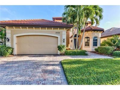 Estero Single Family Home For Sale: 12555 Grandezza Cir