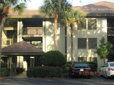 Bonita Springs Condo/Townhouse For Sale: 3661 Wild Pines Dr #104