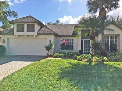 Naples Single Family Home For Sale: 428 Crestwood Ln