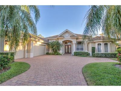 Estero Single Family Home For Sale: 12306 Water Oak Dr