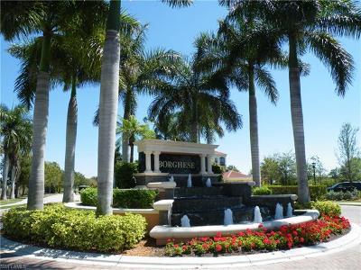 Naples Condo/Townhouse For Sale: 1422 Borghese Ln #301