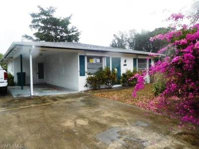 Naples Single Family Home For Sale: 743 N 110th Ave