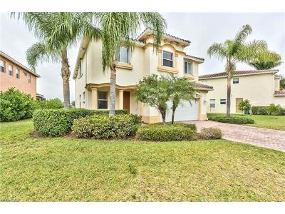 Naples Single Family Home For Sale: 1772 Birdie Dr
